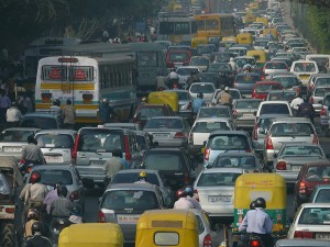Jam today...? (Picture source: Wikipedia)